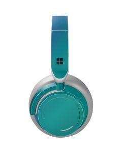 Aqua Blue Chameleon Surface Headphones Skin