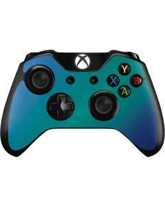 Aqua Blue Chameleon Xbox One Controller Skin
