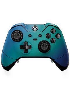 Aqua Blue Chameleon Xbox One Elite Controller Skin