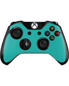 Aqua Blue Xbox One Controller Skin