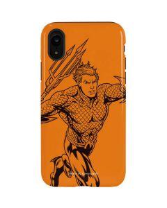 Aquaman Comic Pop iPhone XR Pro Case