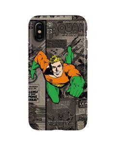 Aquaman Mixed Media iPhone X Pro Case