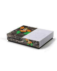 Aquaman Mixed Media Xbox One S Console Skin