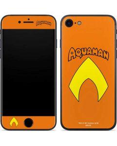 Aquaman Official Logo iPhone 7 Skin