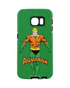 Aquaman Portrait Galaxy S7 Edge Pro Case