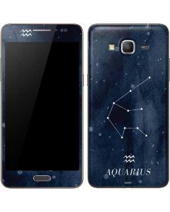 Aquarius Constellation Galaxy Grand Prime Skin