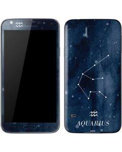 Aquarius Constellation Galaxy S5 Skin