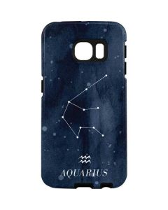 Aquarius Constellation Galaxy S7 Edge Pro Case