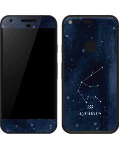 Aquarius Constellation Google Pixel Skin