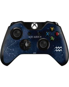 Aquarius Constellation Xbox One Controller Skin