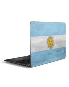 Argentina Flag Distressed Zenbook UX305FA 13.3in Skin