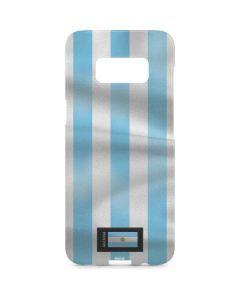 Argentina Soccer Flag Galaxy S8 Plus Lite Case
