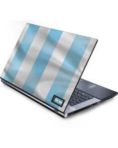 Argentina Soccer Flag Generic Laptop Skin