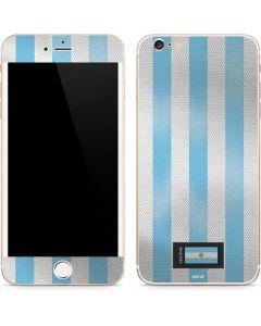 Argentina Soccer Flag iPhone 6/6s Plus Skin