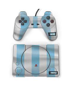 Argentina Soccer Flag PlayStation Classic Bundle Skin