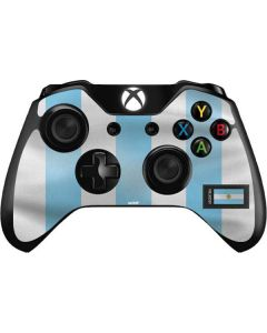 Argentina Soccer Flag Xbox One Controller Skin