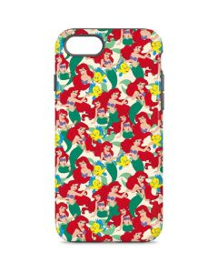 Ariel and Flounder Pattern iPhone 7 Pro Case