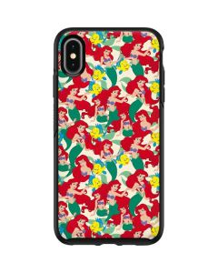 Ariel and Flounder Pattern Otterbox Symmetry iPhone Skin