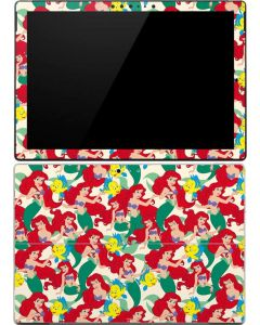 Ariel and Flounder Pattern Surface Pro 4 Skin