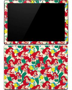 Ariel and Flounder Pattern Surface Pro (2017) Skin
