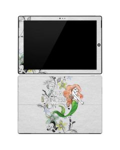 Ariel and Flounder Surface Pro 3 Skin