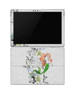 Ariel and Flounder Surface Pro 6 Skin