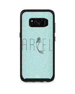 Ariel Daydreamer Otterbox Symmetry Galaxy Skin