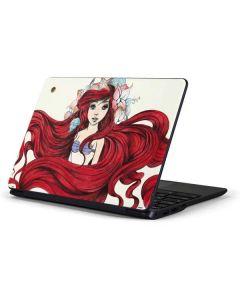 Ariel Illustration Samsung Chromebook Skin
