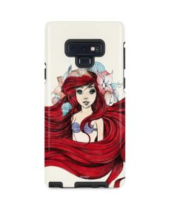 Ariel Illustration Galaxy Note 9 Pro Case