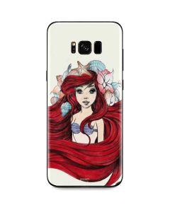 Ariel Illustration Galaxy S8 Plus Skin