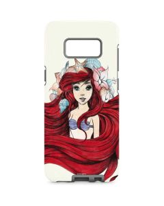 Ariel Illustration Galaxy S8 Pro Case