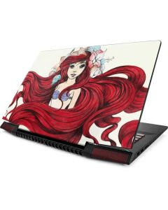Ariel Illustration Lenovo Ideapad Skin