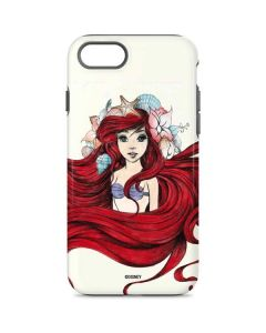 Ariel Illustration iPhone 7 Pro Case