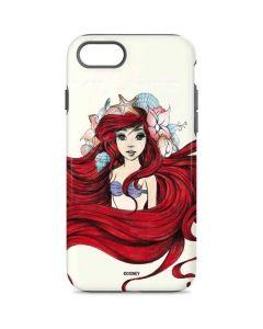 Ariel Illustration iPhone 8 Pro Case