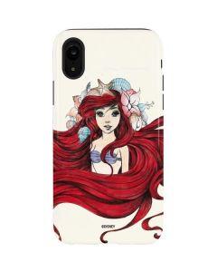 Ariel Illustration iPhone XR Pro Case