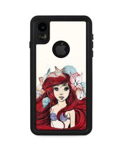 Ariel Illustration iPhone XR Waterproof Case