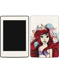 Ariel Illustration Amazon Kindle Skin