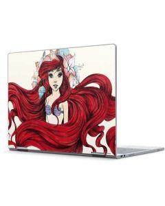 Ariel Illustration Pixelbook Skin