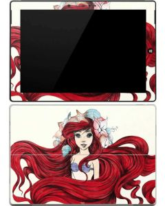 Ariel Illustration Surface 3 Skin