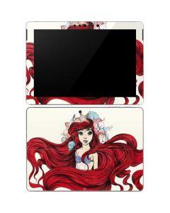 Ariel Illustration Surface Go Skin