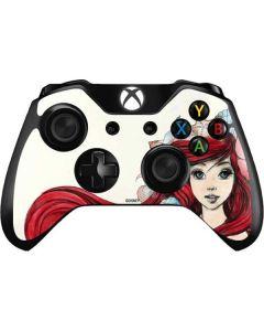 Ariel Illustration Xbox One Controller Skin
