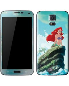 Ariel Part of Your World Galaxy S5 Skin