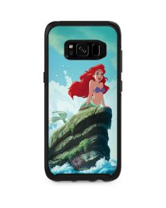 Ariel Part of Your World Otterbox Symmetry Galaxy Skin
