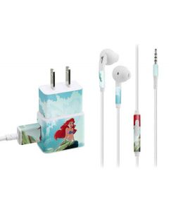 Ariel Part of Your World Phone Charger Skin