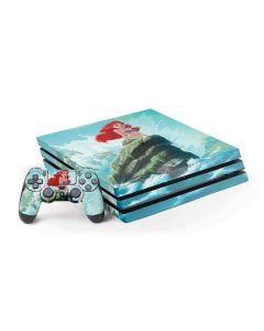 Ariel Part of Your World PS4 Pro Bundle Skin