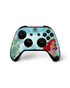 Ariel Part of Your World Xbox One X Controller Skin
