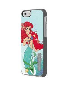 Ariel Sparkles Incipio DualPro Shine iPhone 6 Skin