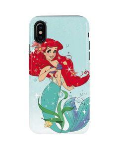 Ariel Sparkles iPhone X Pro Case