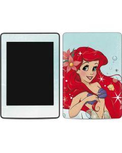 Ariel Sparkles Amazon Kindle Skin