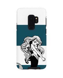 Ariel Stripes Galaxy S9 Plus Pro Case